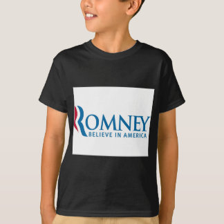Mitt Romney Presidential Campaign Election Product T-Shirt