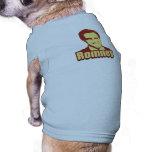 MITT ROMNEY Propaganda Poster Pet Tshirt