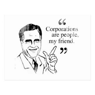 Mitt Romney Quotes.png Postcard
