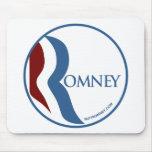 "Mitt Romney ""R"" Logo Mouse Pad"