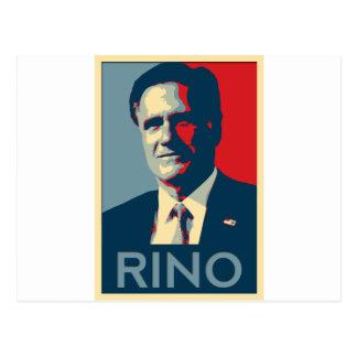 Mitt Romney - RINO Postal