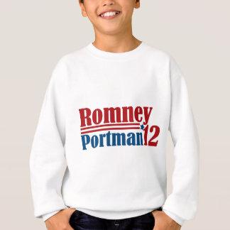 Mitt Romney Rob Portman 2012 Sudadera