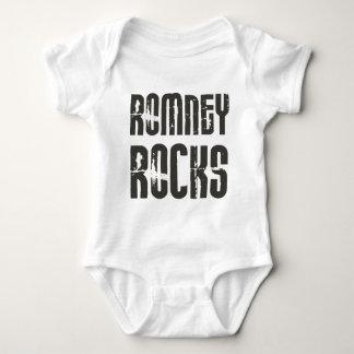 Mitt Romney Rocks Baby Bodysuit