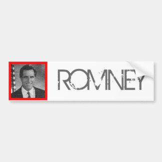 Mitt Romney - Sketchy Bumper Stickers