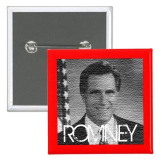 Mitt Romney - Sketchy Button