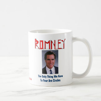 Mitt Romney - Sketchy Coffee Mug