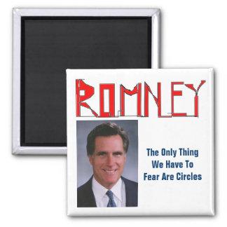 Mitt Romney - Sketchy Refrigerator Magnet