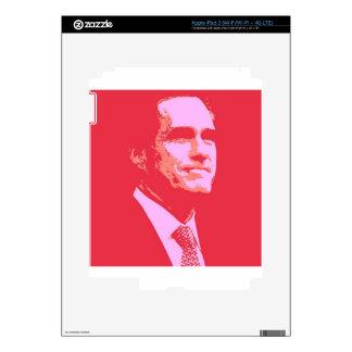 Mitt Romney Skins For iPad 3