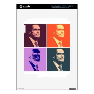 Mitt Romney Skin For iPad 3