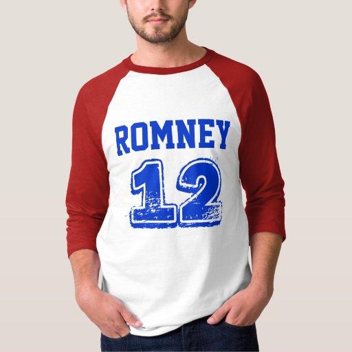 Mitt Romney Sports Tee