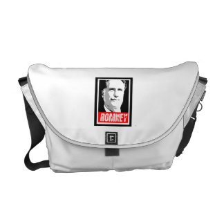 MITT ROMNEY STAMP -.png Courier Bags