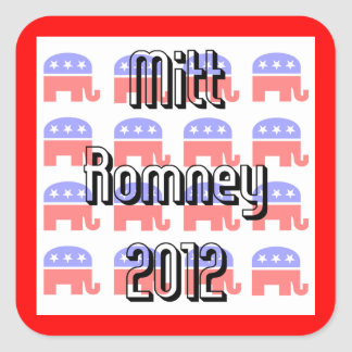 Mitt Romney Sticker