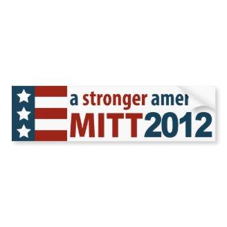 Romney stronger America