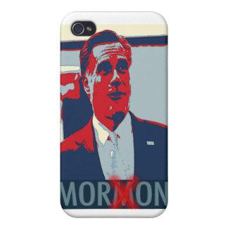Mitt Romney the Mormon Moron iPhone 4/4S Case