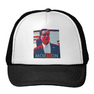 Mitt Romney the Mormon Moron Trucker Hat