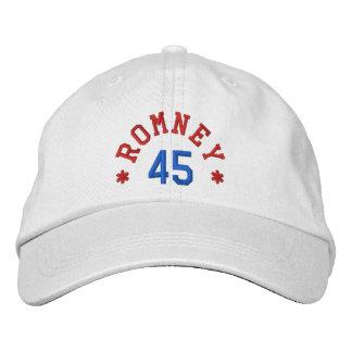 Mitt Romney Twenty Twelve 2012 45 Cap