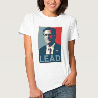 Mitt Romney - ventaja Playera