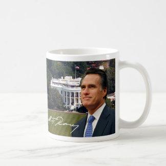 Mitt Romney & White House Mugs