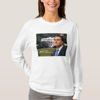 Mitt Romney & White House T-Shirt