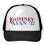 Mitt Romney y Paul Ryan 2012 Gorro