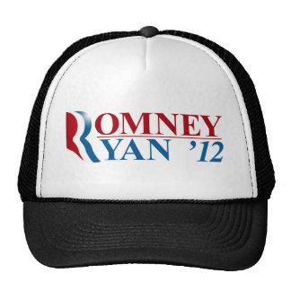 Mitt Romney y Paul Ryan 2012 Gorros Bordados