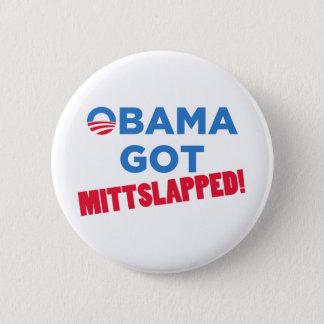 Mitt Slapped Button
