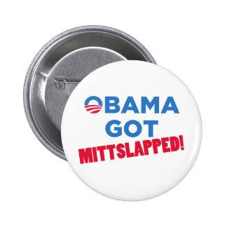 Mitt Slapped Buttons