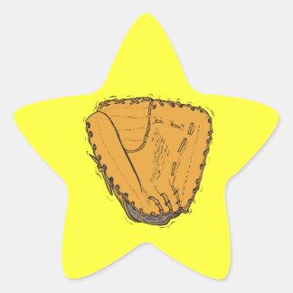 Mitt Star Sticker