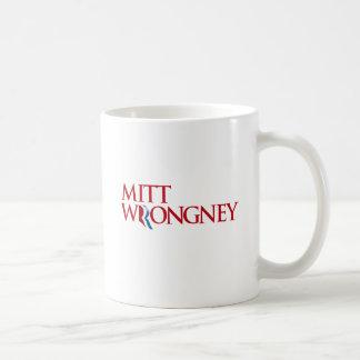 Mitt Wrongney Coffee Mug