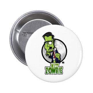 Mitt Zombie Button