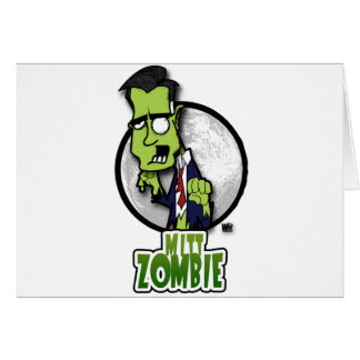 Mitt Zombie Card