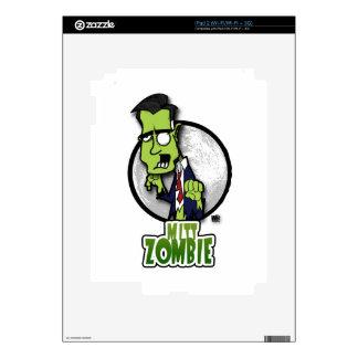 Mitt Zombie Skins For iPad 2