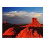 Mitten Butte in Monument Valley Postcard
