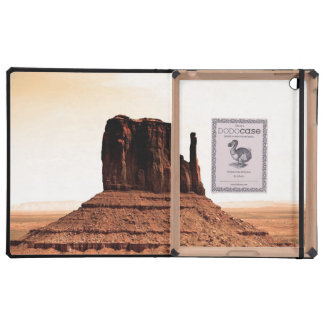 Mitten Butte in Monument Valley, Utah Case For iPad