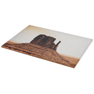 Mitten Butte in Monument Valley, Utah Cutting Boards