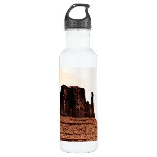 Mitten Butte in Monument Valley, Utah 24oz Water Bottle