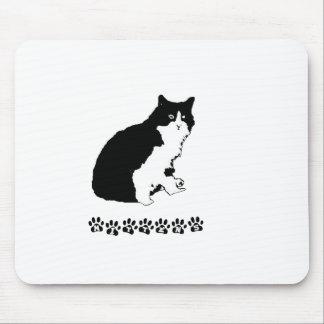 Mitten Kitten Mouse Pad