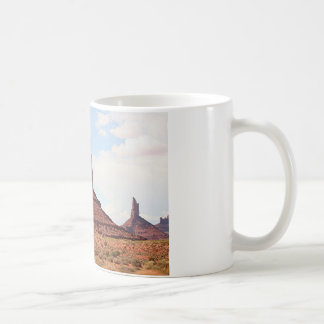 Mitten, Monument Valley, Utah, USA 7 Coffee Mug