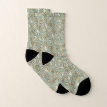 Mitten Pattern Socks