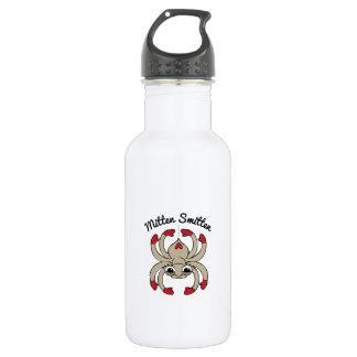 Mitten Smitten 18oz Water Bottle
