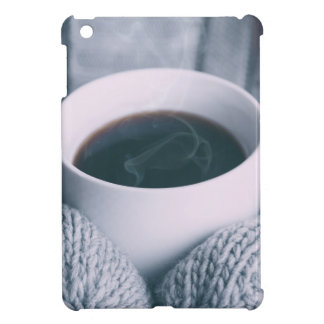 Mittens and Coffee Cup Cover For The iPad Mini