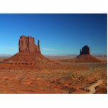 Mittens At Monument Valley Cut Outs