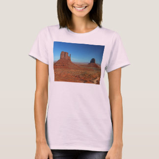 Mittens At Monument Valley T-Shirt