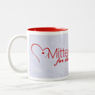 Mittens for Detroit Coffee Mug