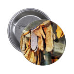 Mittens in General Store Pinback Button