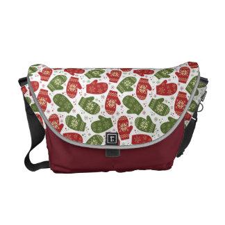 Mittens Messenger Bag
