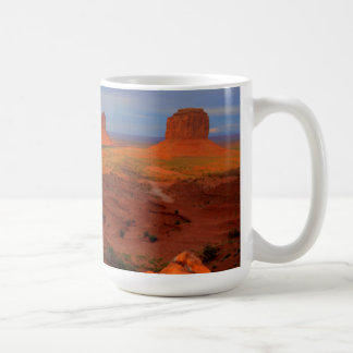 Mittens, Monument valley, AZ Coffee Mug