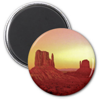 MittensAfterglowPT.png 2 Inch Round Magnet