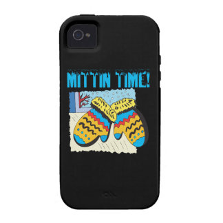 Mittin Time Vibe iPhone 4 Case