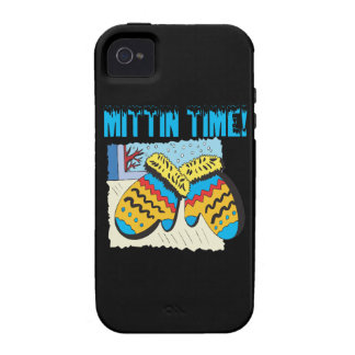 Mittin Time iPhone 4/4S Case